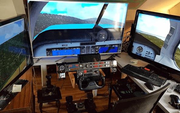 flight sim pc